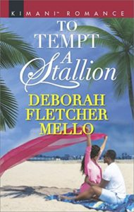 Cover Art for To Tempt a Stallion (The Stallions) by Deborah Fletcher Mello