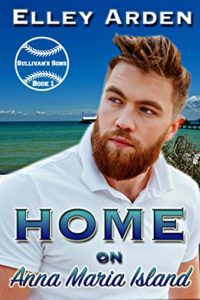 Cover Art for Home on Anna Maria Island by Elley Arden