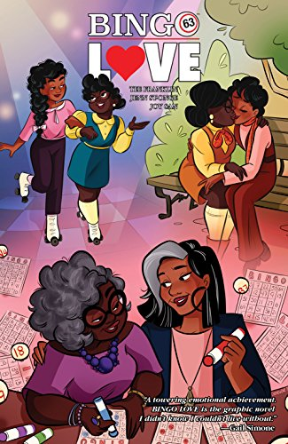 Cover Art for Bingo Love by Tee Franklin