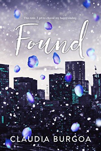 Cover Art for Found by Claudia Burgoa