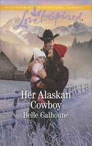 Cover Art for Her Alaskan Cowboy (Alaskan Grooms) by Belle Calhoune