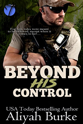 Cover Art for Beyond His Control by Aliyah Burke