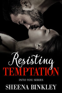 Cover Art for Resisting Temptation by Sheena Binkley