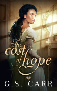 Cover Art for The Cost of Hope by G.S. Carr