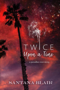 Cover Art for Twice Upon a Time by Santana Blair