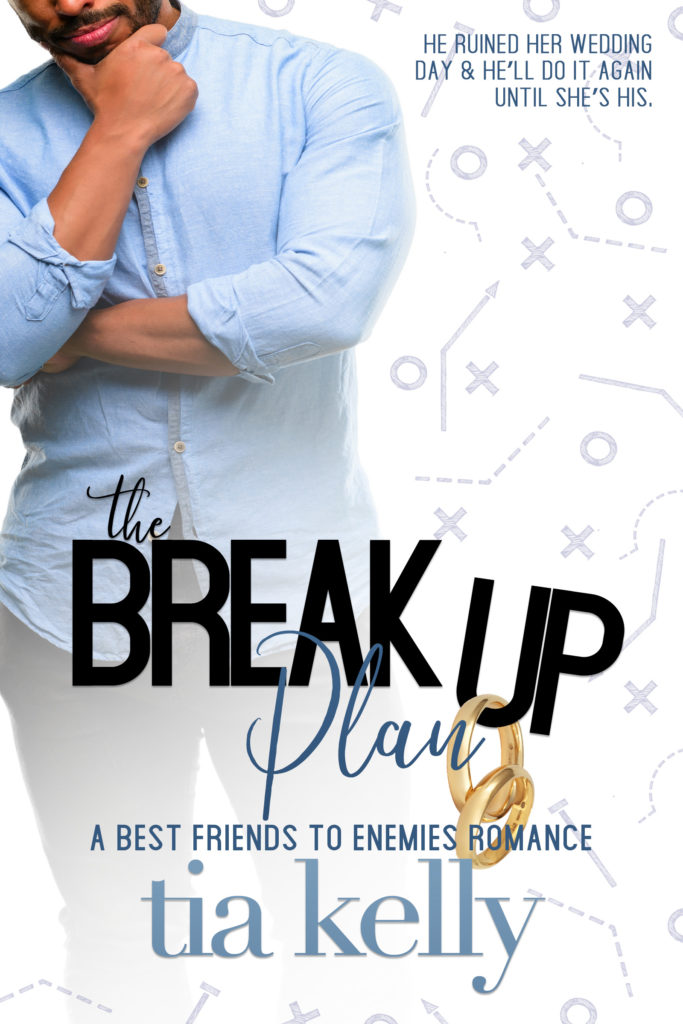 Cover Art for The Breakup Plan by Tia Kelly