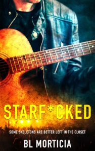Cover Art for Starf*cked by BLMorticia