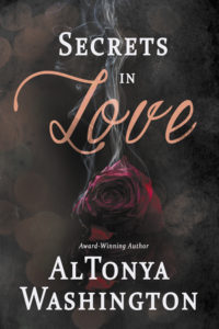 Cover Art for Secrets In Love by AlTonya Washington