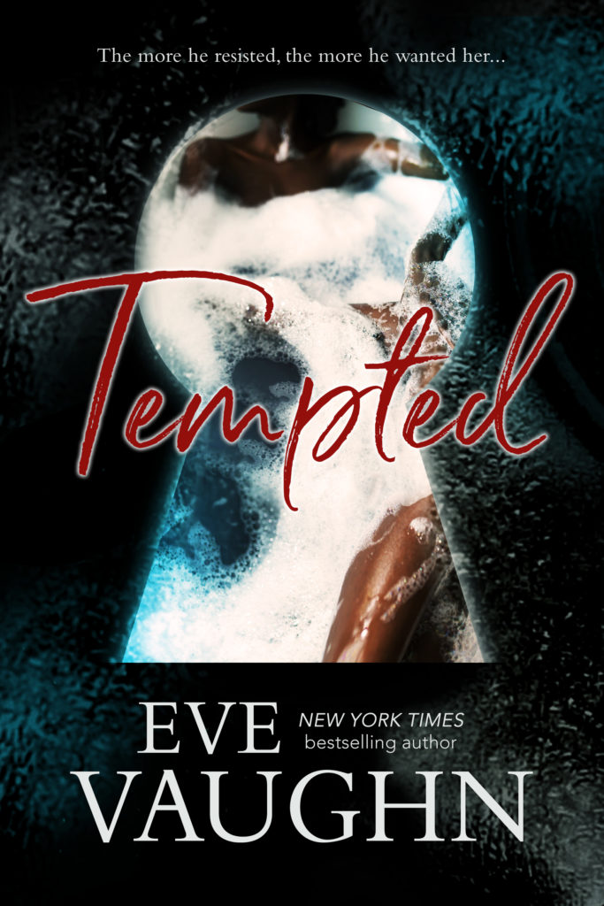 Cover Art for Tempted by Eve Vaughn