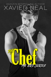 Cover Art for The Chef by Xavier Neal