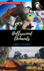 Cover Art for Hollywood Demands, Book 5: Action! by Jasmine Lace