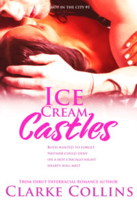 Cover Art for Ice Cream Castles by Clarke Collins