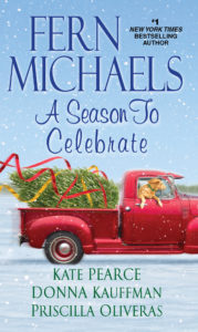 Cover Art for A Season to Celebrate by Priscilla Oliveras