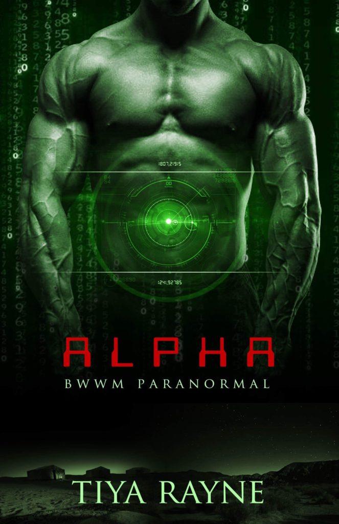 Cover Art for Alpha by Tiya Rayne