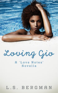 Cover Art for Loving Gio by L.S. Bergman