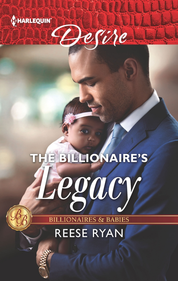 Cover Art for The Billionaire's Legacy by Reese Ryan