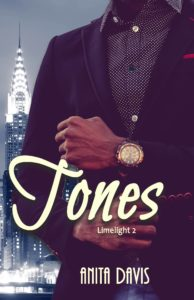 Cover Art for Tones: Limelight 2 by Anita Davis