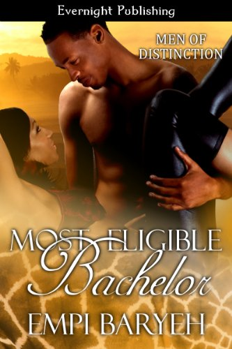 Cover Art for Most Eligible Bachelor by Empi Baryeh