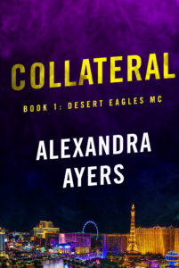 Cover Art for Collateral by Alexandra Ayers