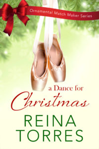 Cover Art for A Dance for Christmas by Reina Torres