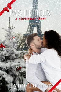 Cover Art for Pas De Deux: A Christmas Short by Lynn Turner