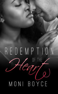 Cover Art for Redemption of the Heart by Moni Boyce