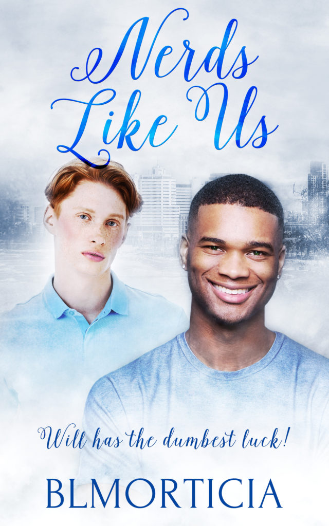 Cover Art for Nerds Like Us by BLMorticia
