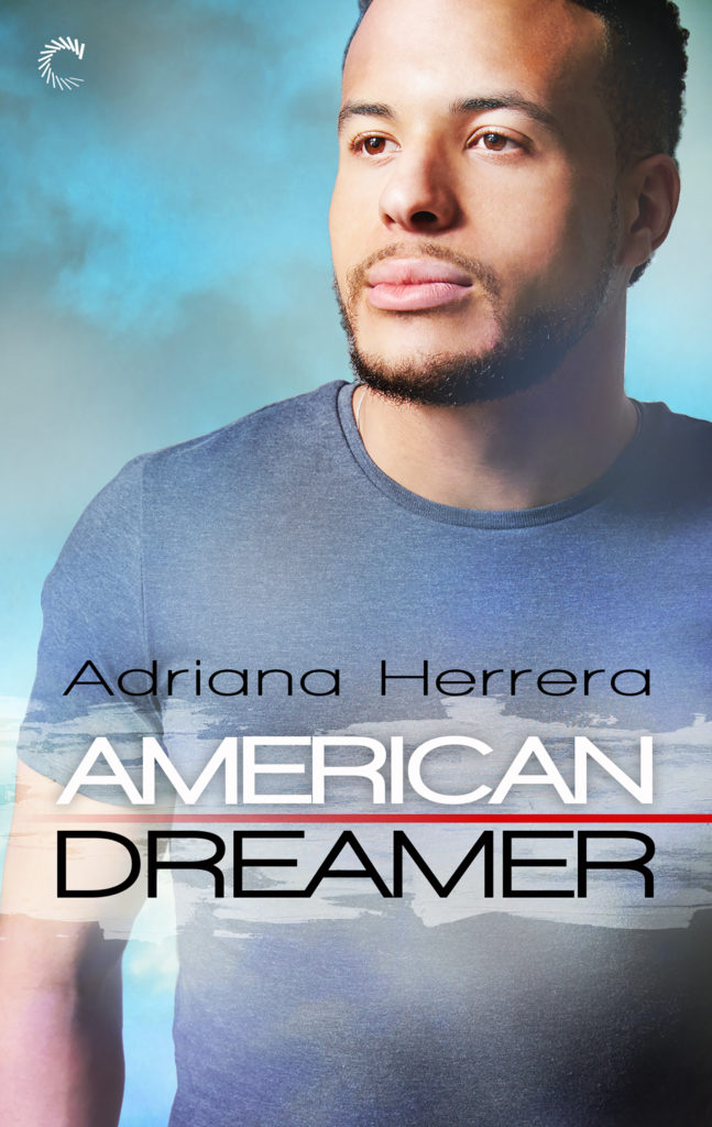 Cover Art for American Dreame by Adriana Herrera