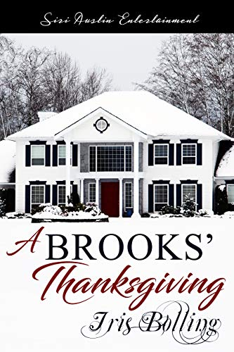 Cover Art for A Brook's Thanksgiving by Iris Bolling