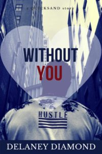 Cover Art for Without You by Delaney Diamond