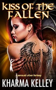 Cover Art for Kiss of the Fallen by Kharma Kelley