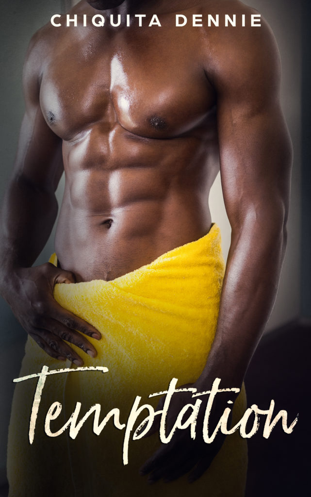 Cover Art for Temptation by Chiquita Dennie