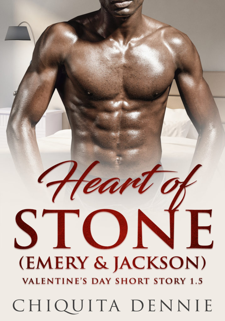 Cover Art for Heart of Stone by Chiquita Dennie