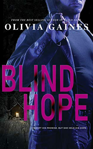 Cover Art for Blind Hope by Oliva Gaines