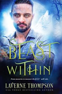 Cover Art for The Beast Within by LaVerne Thompson