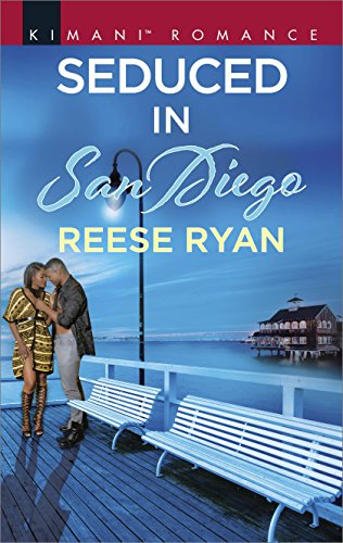 Cover Art for Seduced in San Diego by Reese Ryan