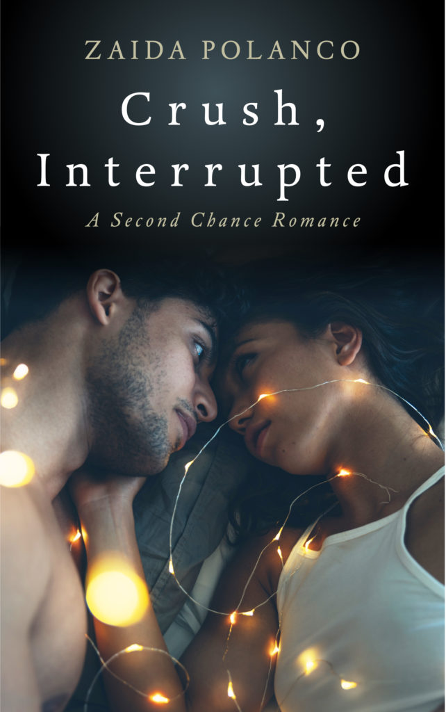 Cover Art for Crush, Interrupted by Zaida  Polanco