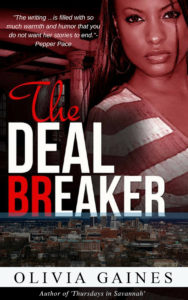 Cover Art for The Deal Breaker- Mar 19 by Olivia Gaines