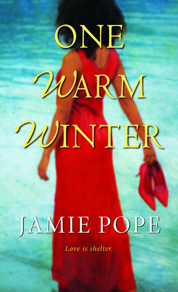 Cover Art for One Warm Winter by Jamie Pope