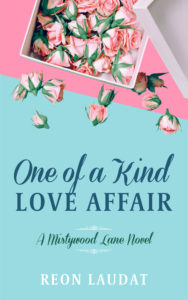 Cover Art for One of a Kind Love Affair by Reon Laudat