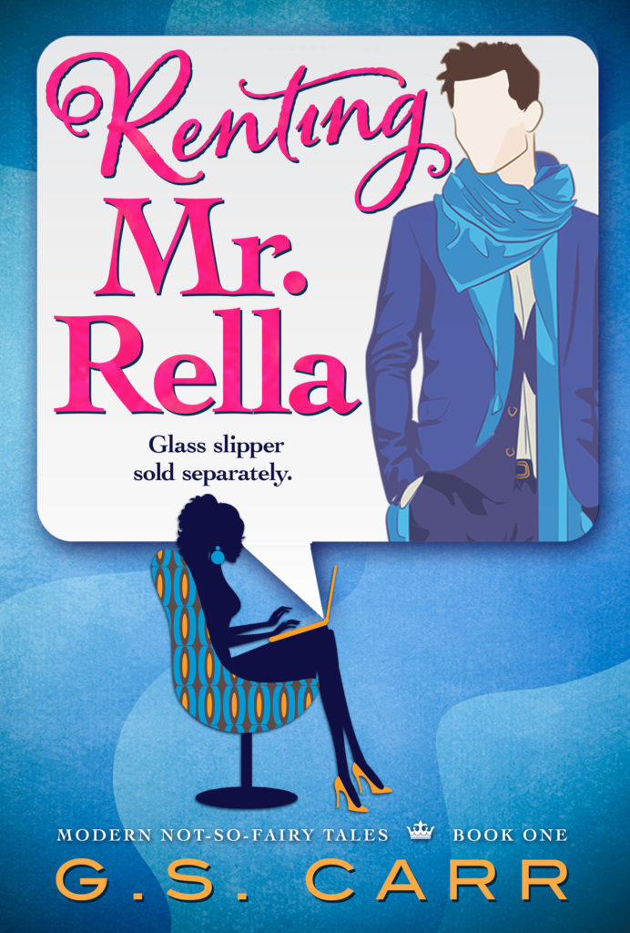 Cover Art for Renting Mr. Rella by G.S. Carr