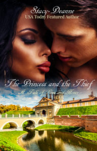 Cover Art for The Princess and the Thief: A Tale of Love and Honor by  Stacy-Deanne