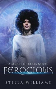 Cover Art for Ferocious by Stella Williams