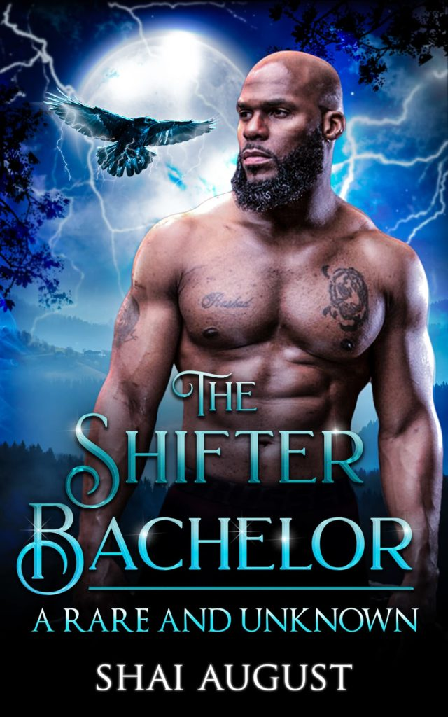 Cover Art for The Shifter Bachelor: A Rare and Unknown Romance by Shai August