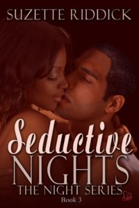 Cover Art for Seductive Nights by Suzette Riddick