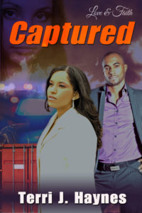 Cover Art for Captured by Terri J. Haynes