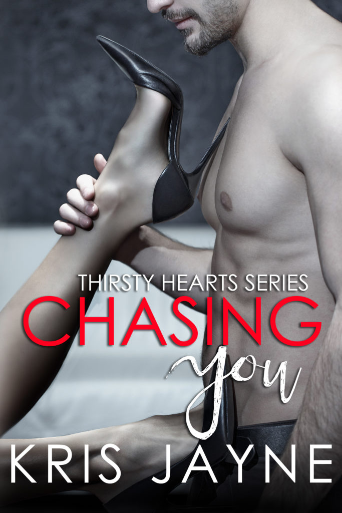 Cover Art for Chasing You by Kris Jayne