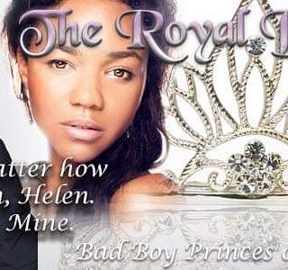 Cover Art for Royal Beauty by V Vee