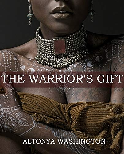 Cover Art for The Warrior's Gift by AlTonya Washington