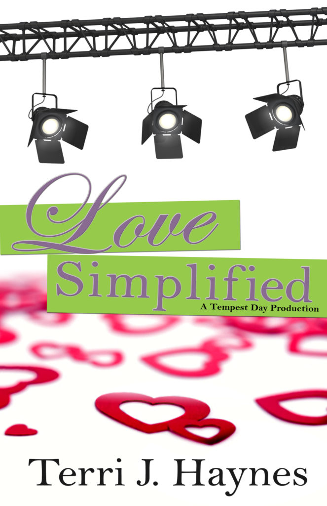 Cover Art for Love Simplified by Terri J.  Haynes